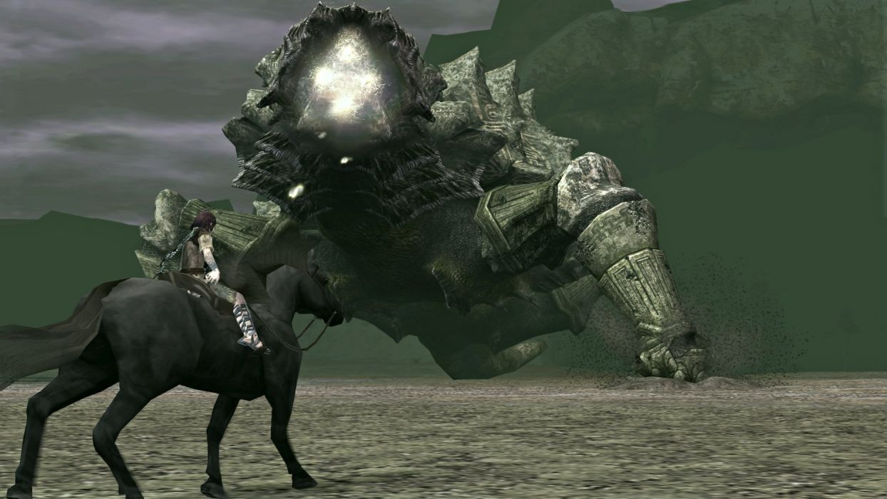 SHADOW OF THE COLOSSUS action adventure fantasy (54) wallpaper