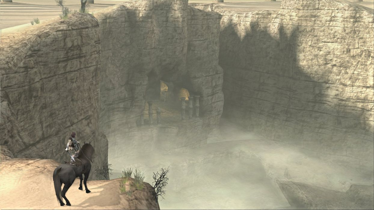 SHADOW OF THE COLOSSUS action adventure fantasy (55) wallpaper