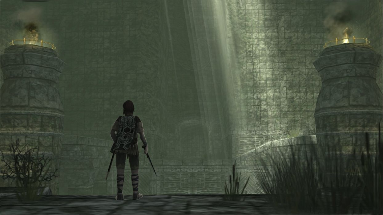 SHADOW OF THE COLOSSUS action adventure fantasy (58) wallpaper