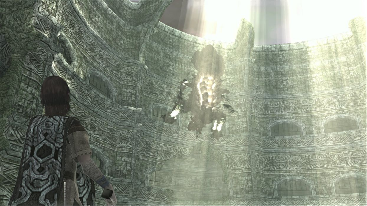 SHADOW OF THE COLOSSUS action adventure fantasy (59) wallpaper