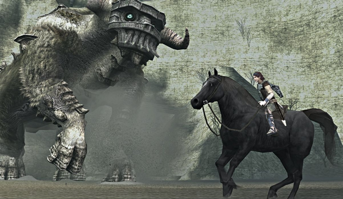 SHADOW OF THE COLOSSUS action adventure fantasy (60) wallpaper