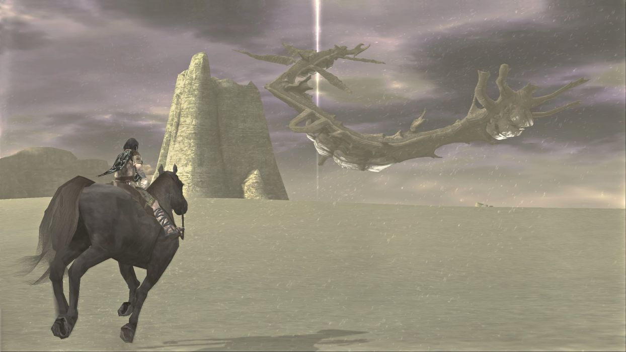 SHADOW OF THE COLOSSUS action adventure fantasy (62) wallpaper