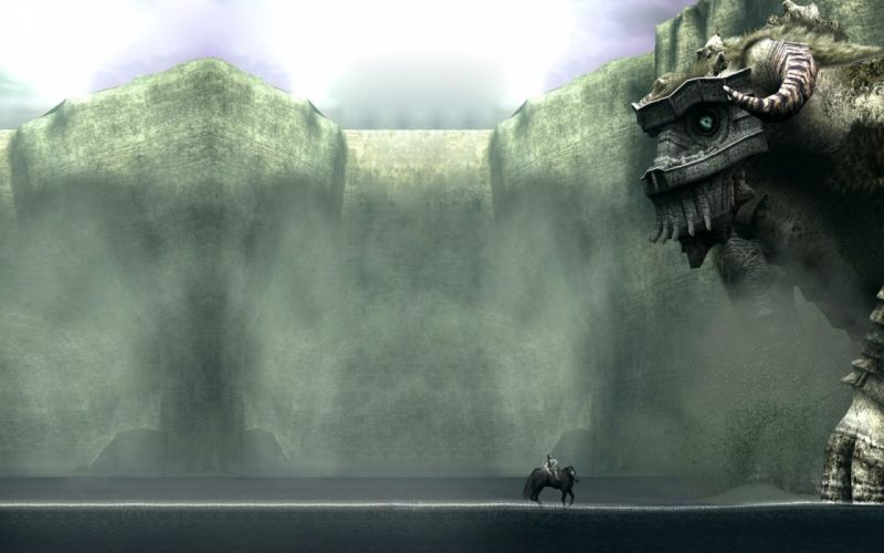 Shadow of the colossus action adventure fantasy 67 - Shadow of the colossus iphone wallpaper ...