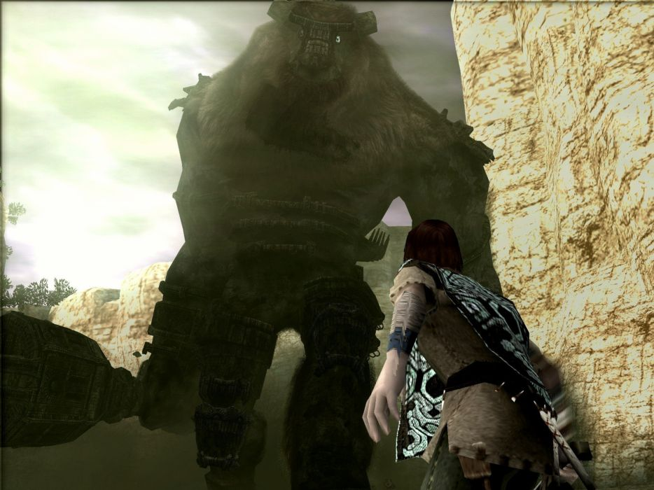 SHADOW OF THE COLOSSUS action adventure fantasy (73) wallpaper