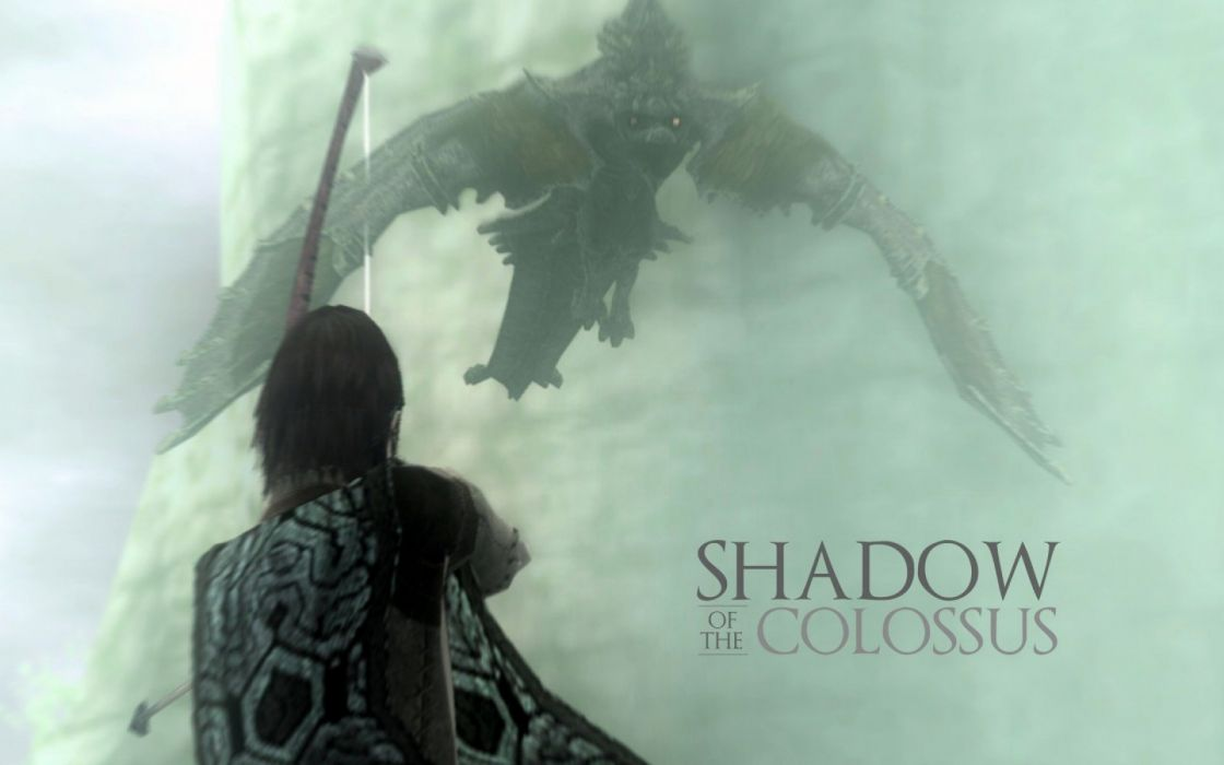 SHADOW OF THE COLOSSUS action adventure fantasy (75) wallpaper