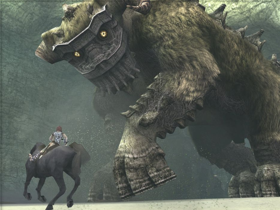 SHADOW OF THE COLOSSUS action adventure fantasy (76) wallpaper