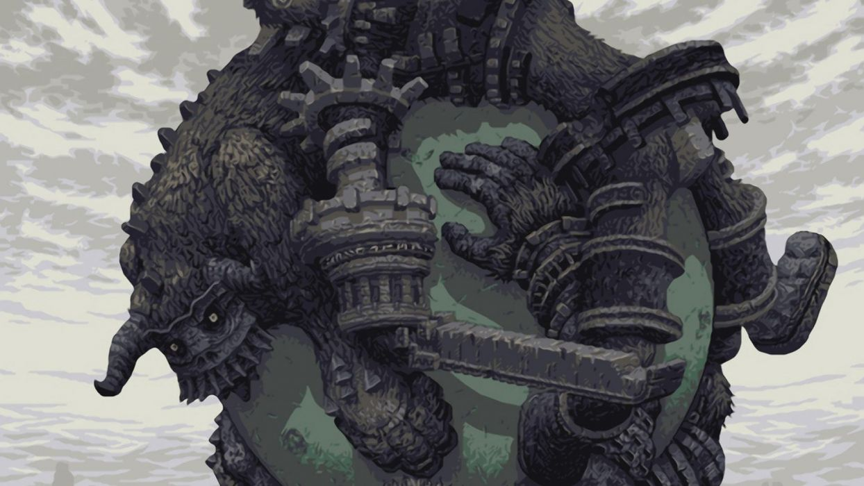 SHADOW OF THE COLOSSUS action adventure fantasy (78) wallpaper