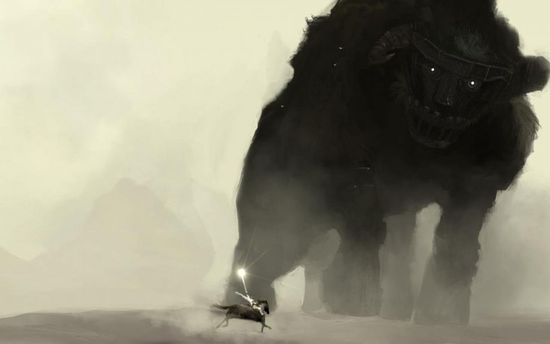 SHADOW OF THE COLOSSUS action adventure fantasy (80) wallpaper