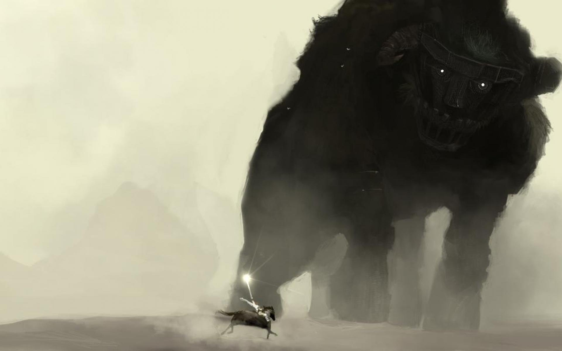 Shadow of the colossus action adventure fantasy 80 - Shadow of the colossus iphone wallpaper ...