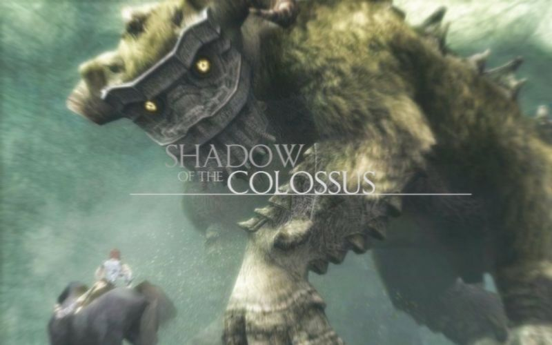SHADOW OF THE COLOSSUS action adventure fantasy (82) wallpaper
