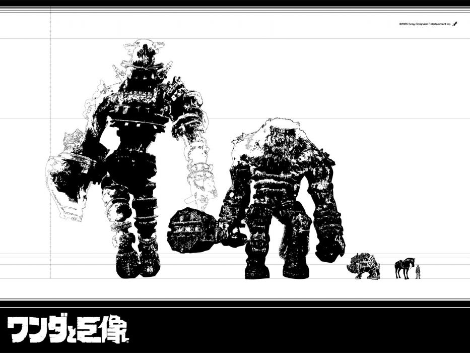 SHADOW OF THE COLOSSUS action adventure fantasy (86) wallpaper
