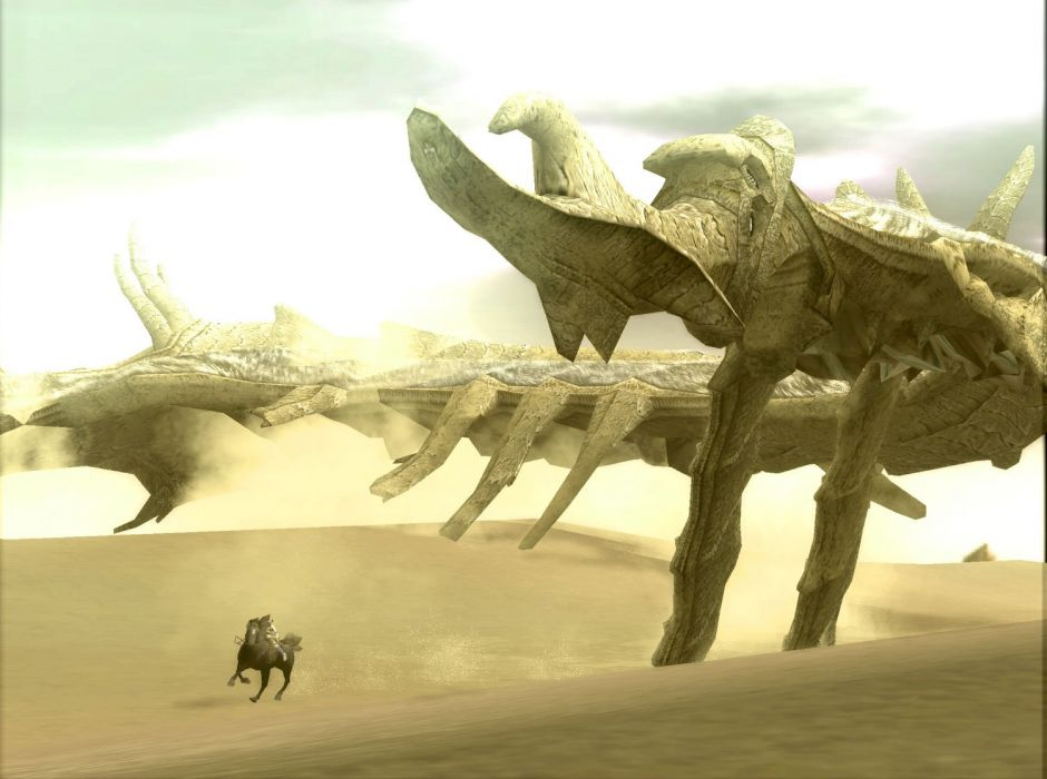 SHADOW OF THE COLOSSUS action adventure fantasy (88) wallpaper