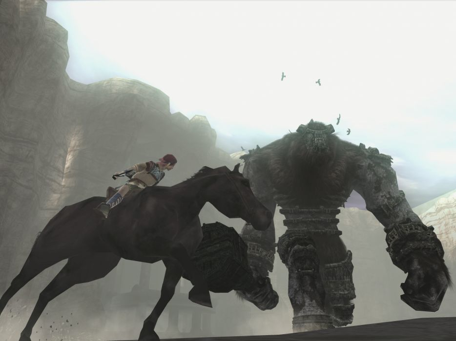 SHADOW OF THE COLOSSUS action adventure fantasy (90) wallpaper