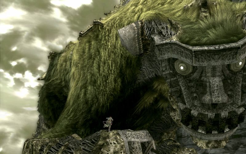 SHADOW OF THE COLOSSUS action adventure fantasy (96) wallpaper