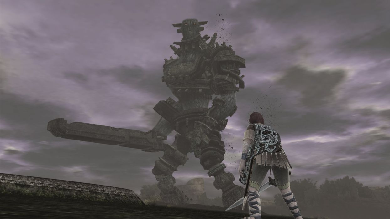 SHADOW OF THE COLOSSUS action adventure fantasy (97) wallpaper