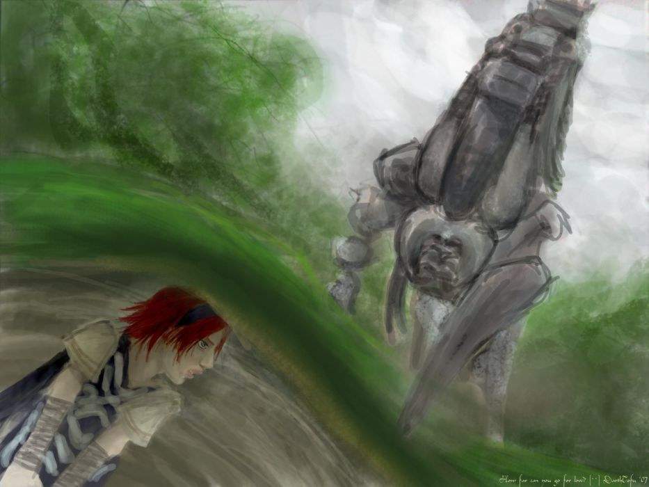 SHADOW OF THE COLOSSUS action adventure fantasy (103) wallpaper
