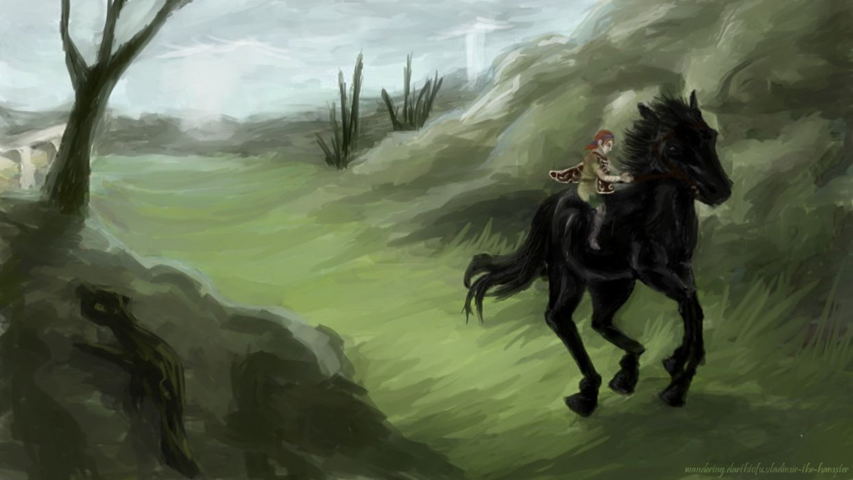 SHADOW OF THE COLOSSUS action adventure fantasy (104) wallpaper