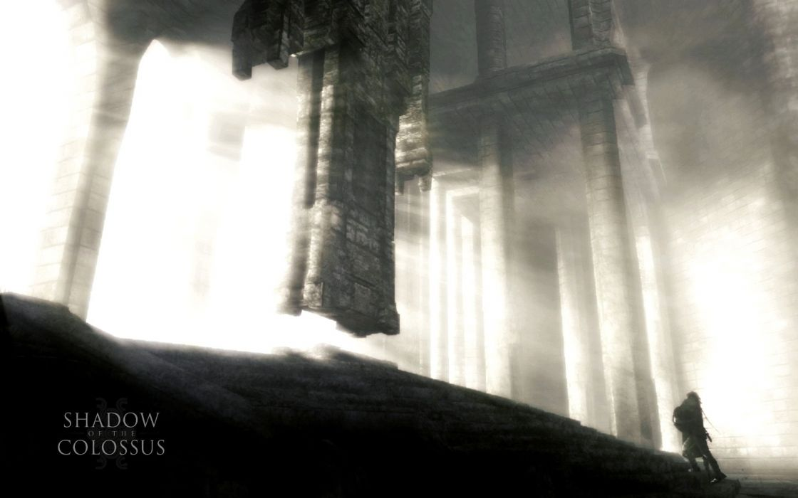 SHADOW OF THE COLOSSUS action adventure fantasy (107) wallpaper