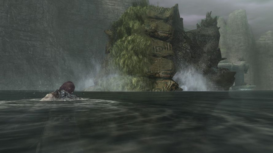 SHADOW OF THE COLOSSUS action adventure fantasy (109) wallpaper