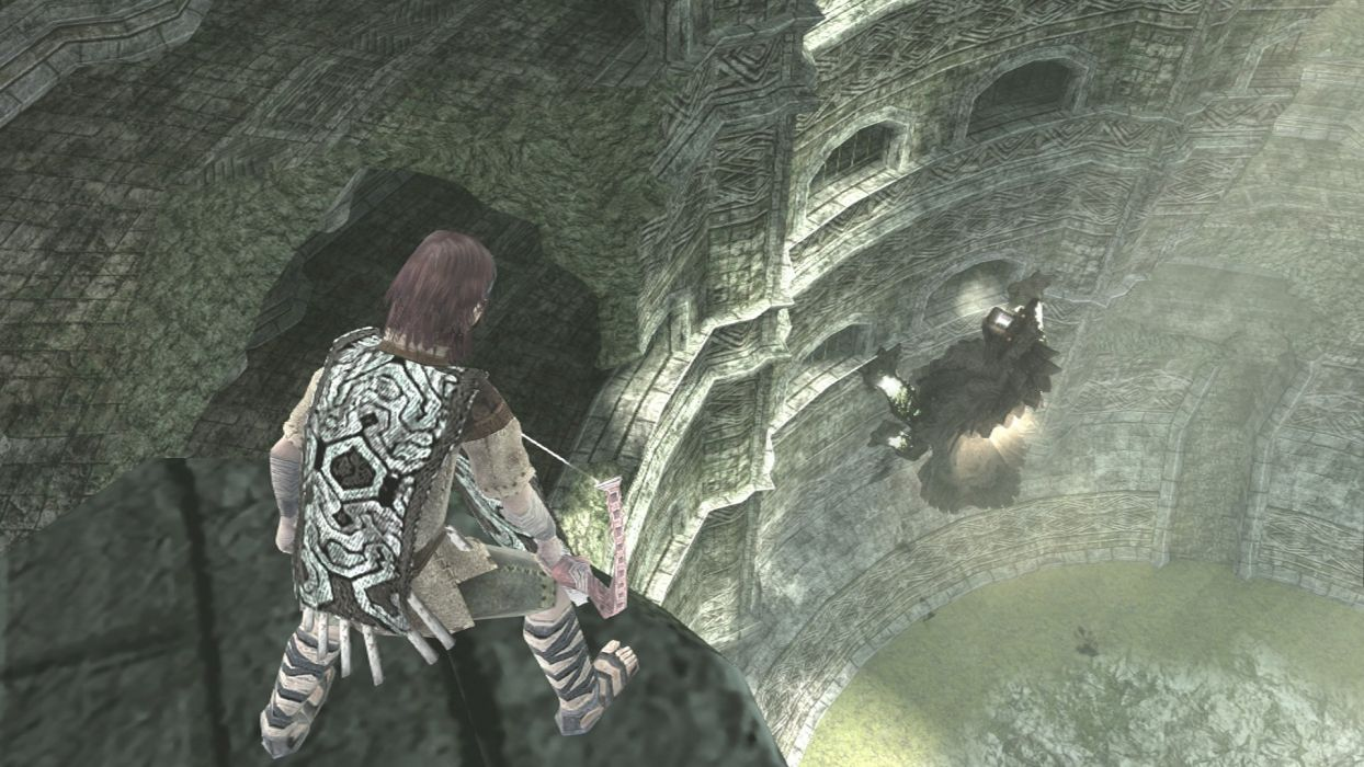 SHADOW OF THE COLOSSUS action adventure fantasy (110) wallpaper