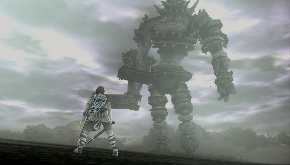 SHADOW OF THE COLOSSUS action adventure fantasy (111) wallpaper