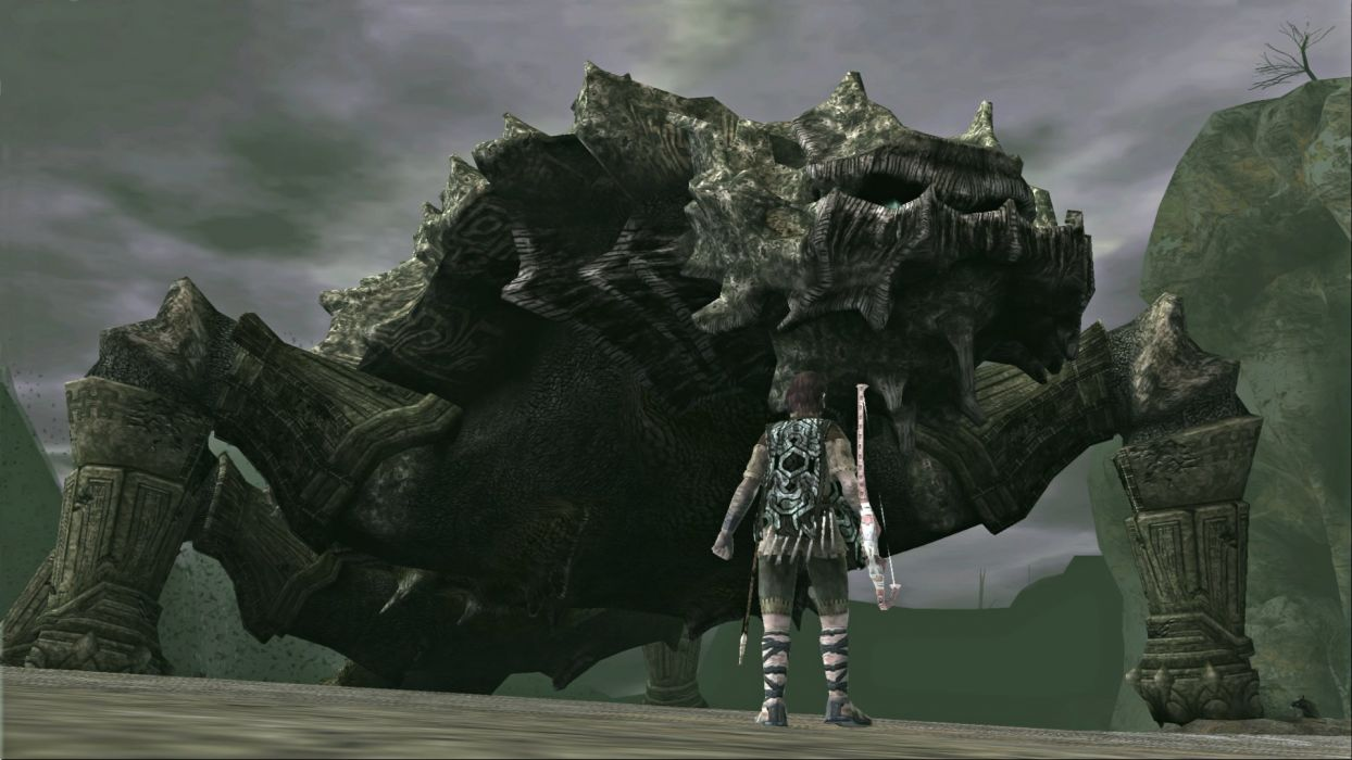 SHADOW OF THE COLOSSUS action adventure fantasy (112) wallpaper
