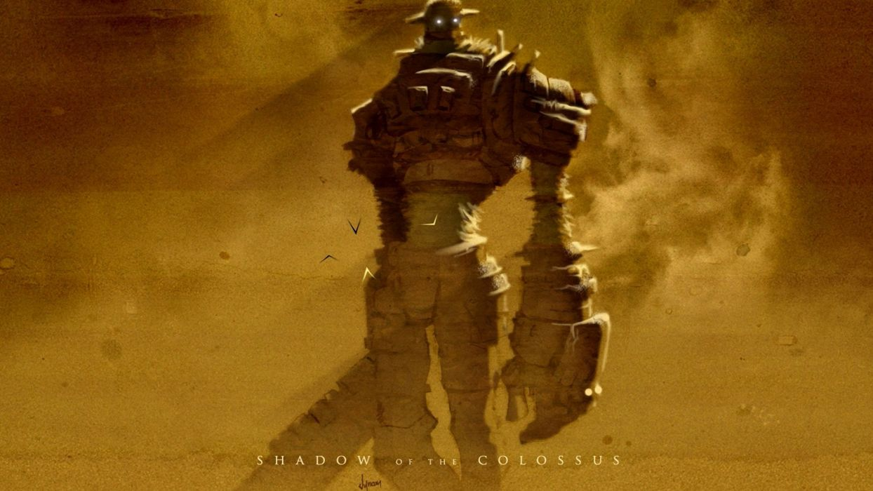 SHADOW OF THE COLOSSUS action adventure fantasy (115) wallpaper
