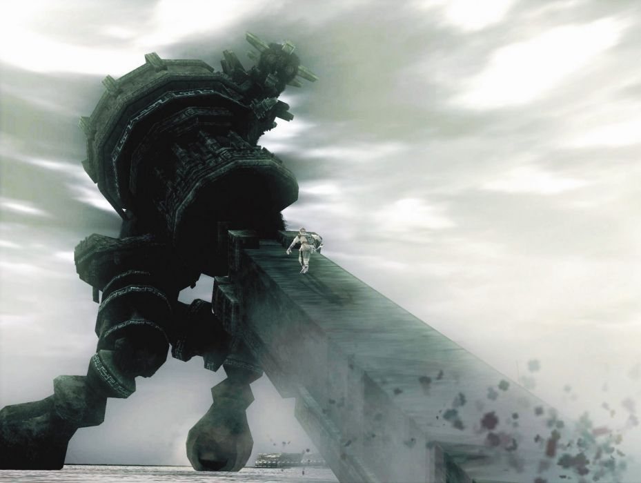 SHADOW OF THE COLOSSUS action adventure fantasy (116) wallpaper
