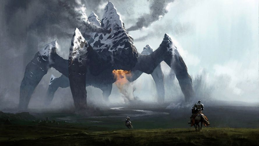 SHADOW OF THE COLOSSUS action adventure fantasy (117) wallpaper