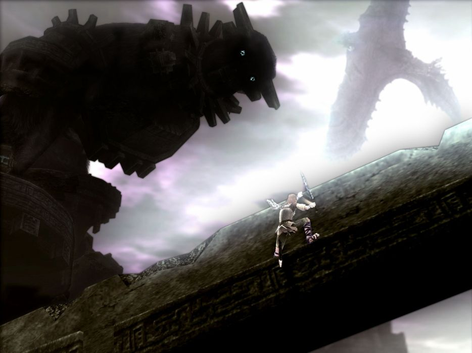 SHADOW OF THE COLOSSUS action adventure fantasy (120) wallpaper