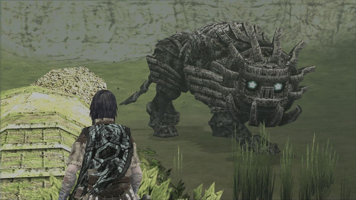 SHADOW OF THE COLOSSUS action adventure fantasy (121) wallpaper