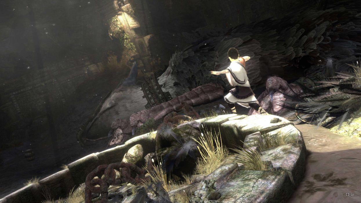 THE LAST GUARDIAN action adventure fantasy (1) wallpaper