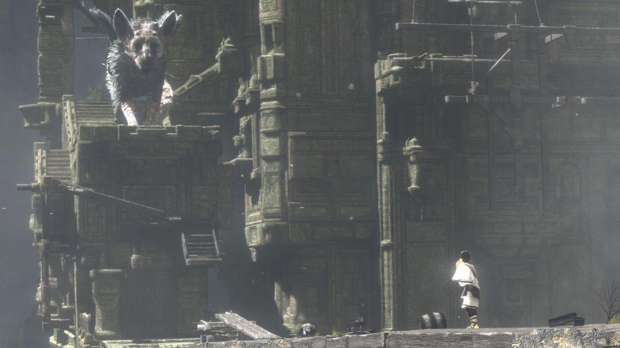 THE LAST GUARDIAN action adventure fantasy (29) wallpaper