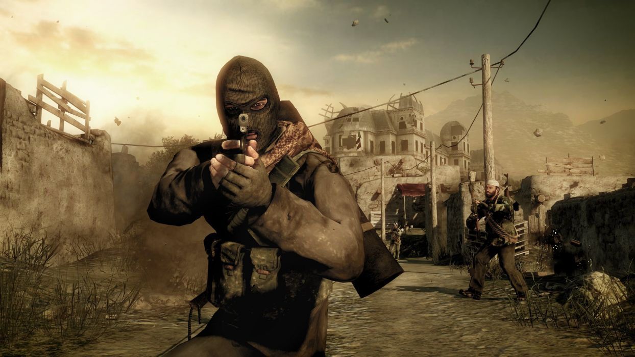 MEDAL OF HONOR shooter war warrior soldier action military (1) wallpaper