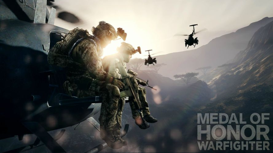 MEDAL OF HONOR shooter war warrior soldier action military (2) wallpaper