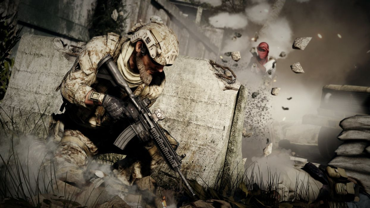 MEDAL OF HONOR shooter war warrior soldier action military (8) wallpaper