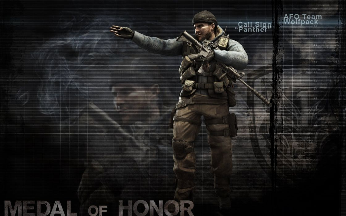 MEDAL OF HONOR shooter war warrior soldier action military (15) wallpaper