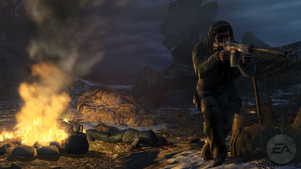MEDAL OF HONOR shooter war warrior soldier action military (16) wallpaper