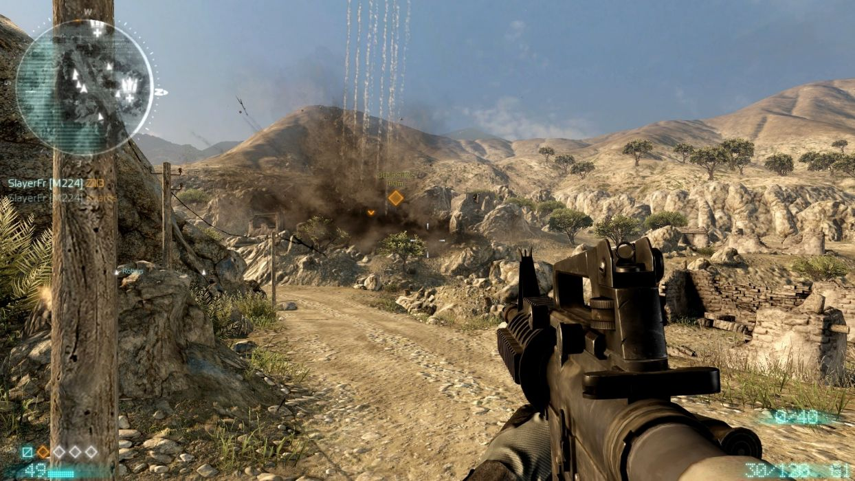 MEDAL OF HONOR shooter war warrior soldier action military (26) wallpaper