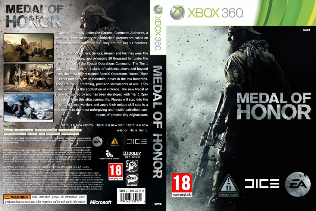 MEDAL OF HONOR shooter war warrior soldier action military (27) wallpaper