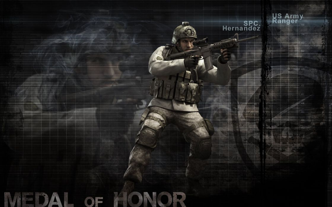 MEDAL OF HONOR shooter war warrior soldier action military (30) wallpaper