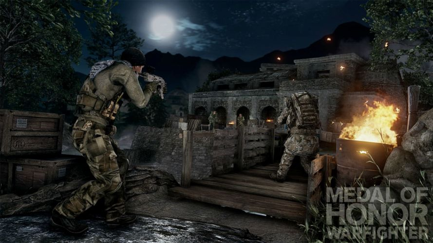 MEDAL OF HONOR shooter war warrior soldier action military (39) wallpaper