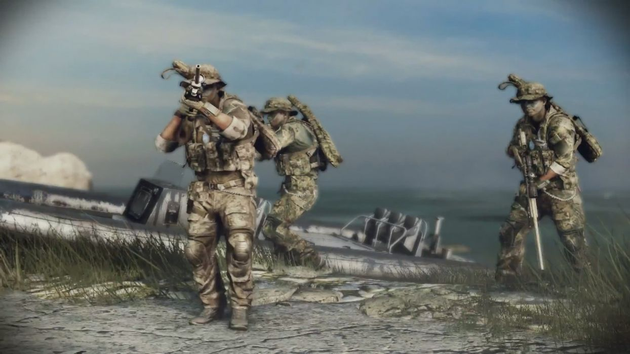 MEDAL OF HONOR shooter war warrior soldier action military (41) wallpaper