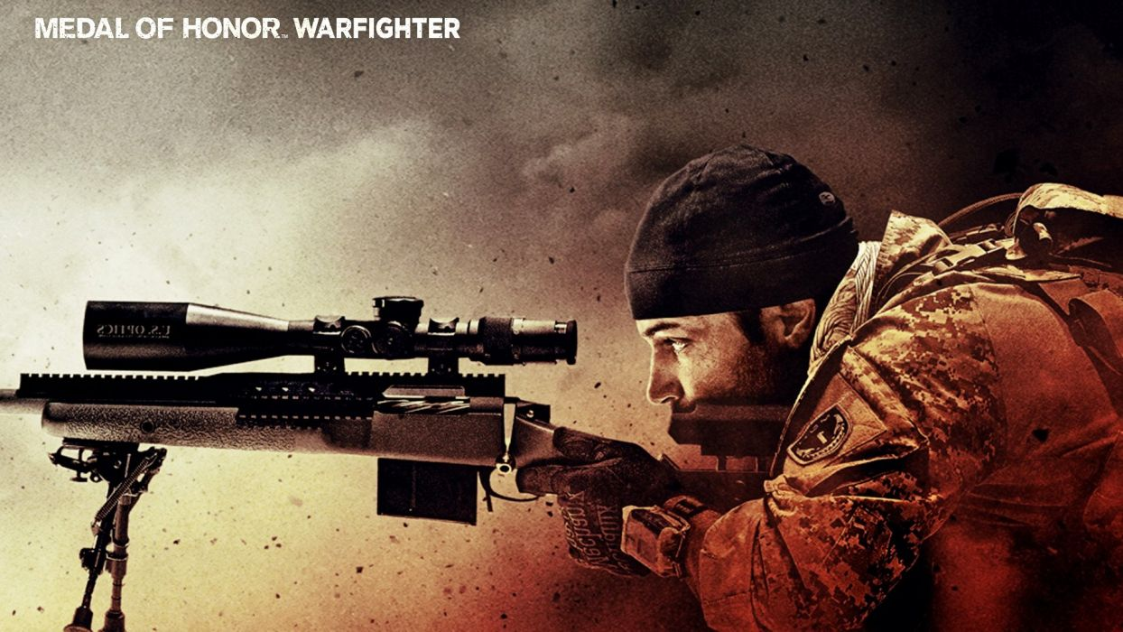 MEDAL OF HONOR shooter war warrior soldier action military (51) wallpaper
