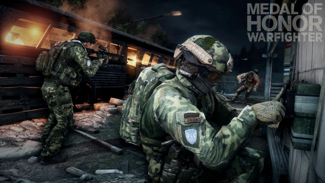 MEDAL OF HONOR shooter war warrior soldier action military (53) wallpaper