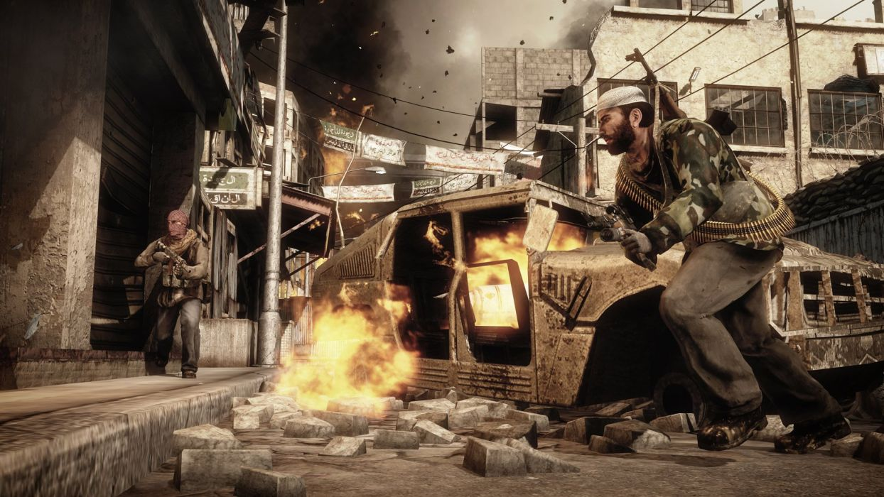 MEDAL OF HONOR shooter war warrior soldier action military (56) wallpaper