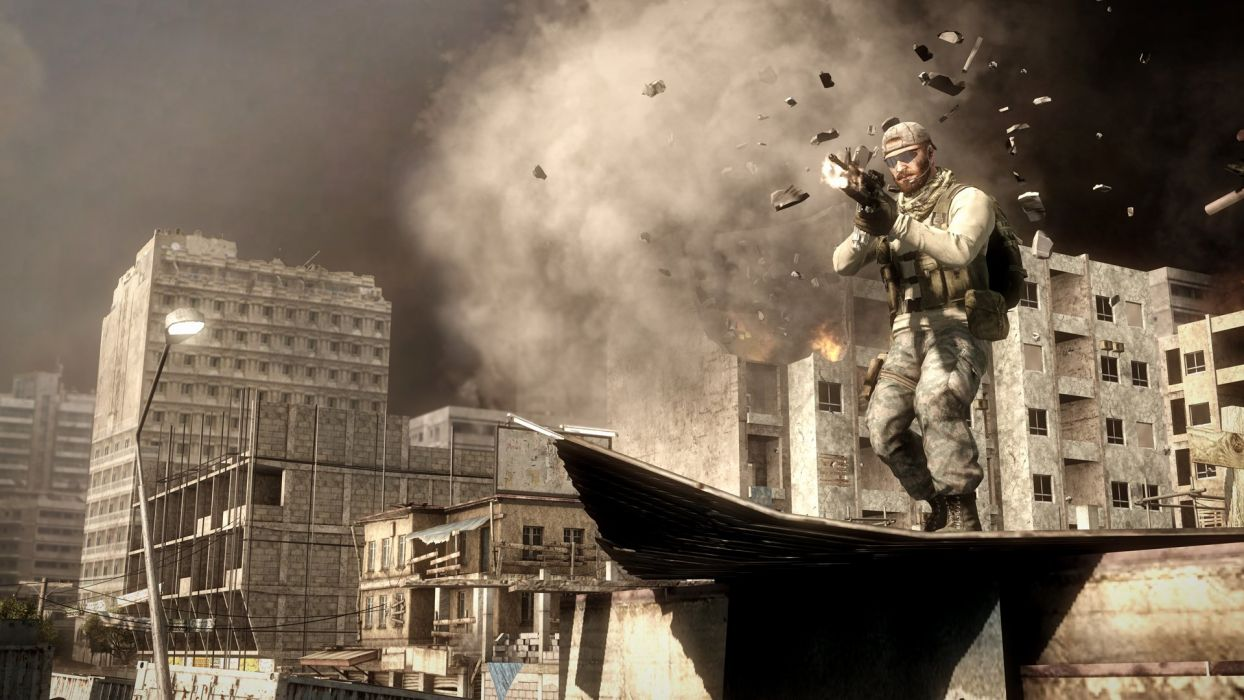 MEDAL OF HONOR shooter war warrior soldier action military (57) wallpaper