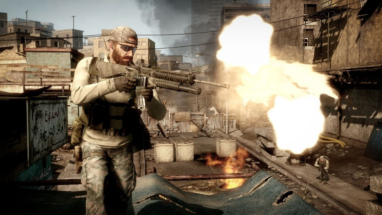 MEDAL OF HONOR shooter war warrior soldier action military (58) wallpaper