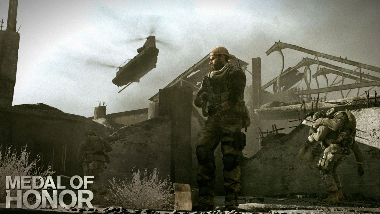 MEDAL OF HONOR shooter war warrior soldier action military (59) wallpaper