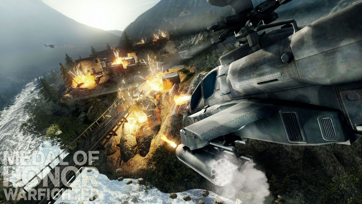 MEDAL OF HONOR shooter war warrior soldier action military (74) wallpaper